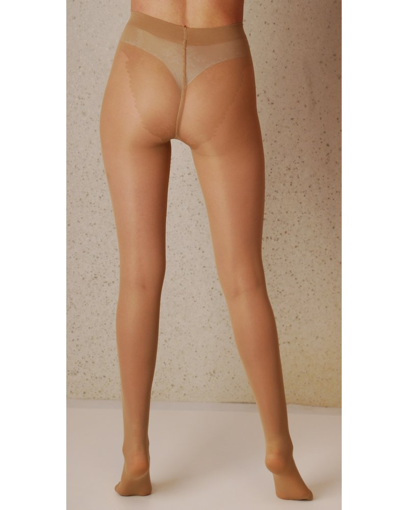 Ibici Ibici Gold Derm Bikini 40den Super zachte en hydraterende panty - Huidskleur