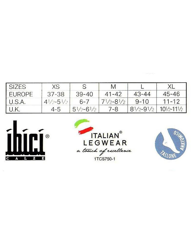 Ibici ibici Repomen mannelijke reissok|wandelsok|business sok| met medium support - Zwart