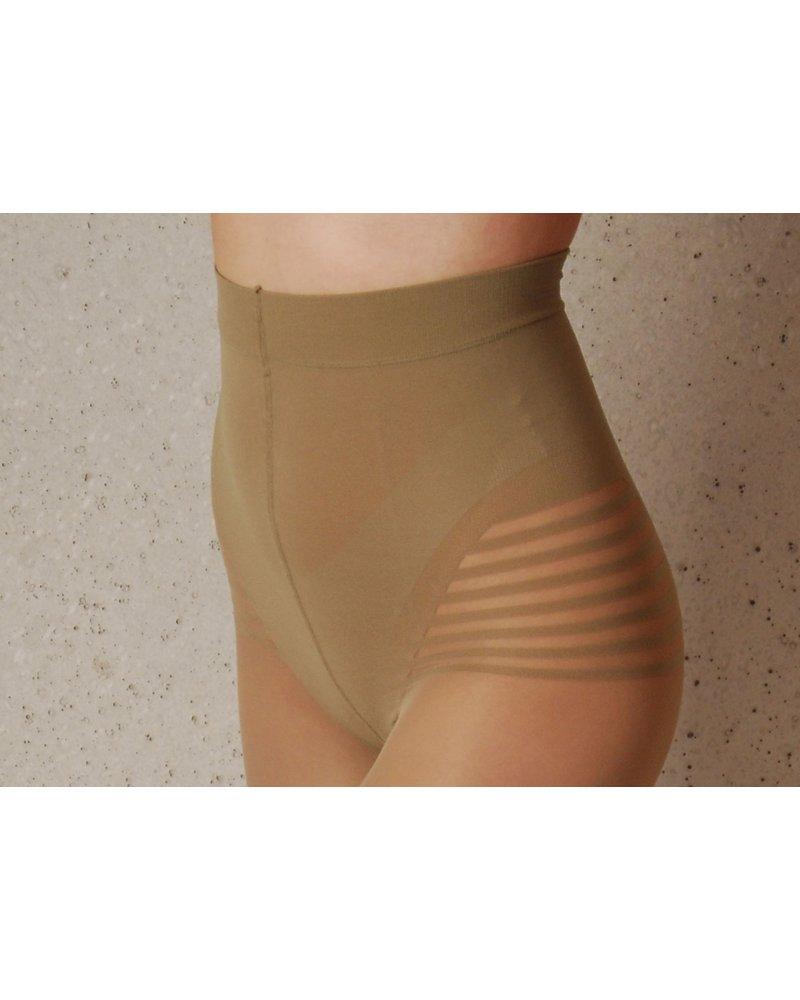 Segretta Segretta Silhouette 70 DERM® Panty met Medium Compressie - Huidskleur