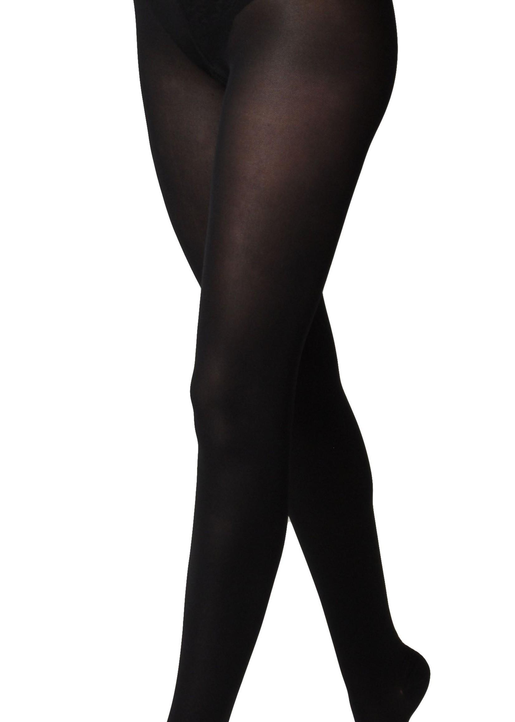 Segretta Segretta Young Coprente 70 Matte Opaque Panty met medium compressie - Black