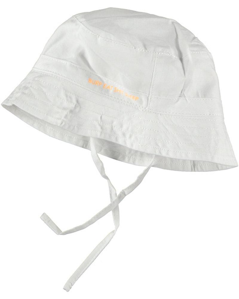 LOVE2WAIT Sun Hat White