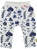 LOVE2WAIT Pants AOP Blue Flowers White