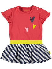 LOVE2WAIT Dress 3 Hearts Red