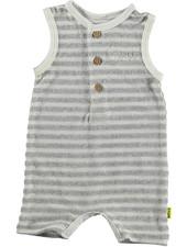 LOVE2WAIT Playsuit Striped White
