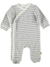 LOVE2WAIT Suit Striped White