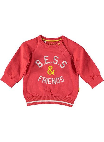 LOVE2WAIT Sweater BESS & Friends Red