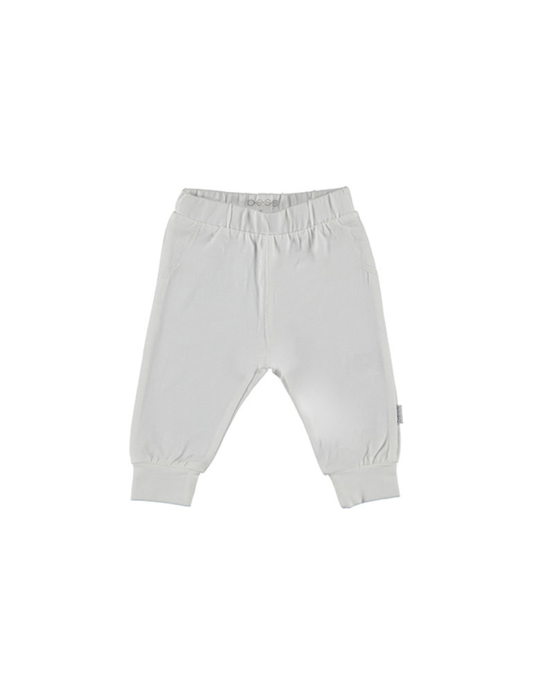 BESS Pants Uni White