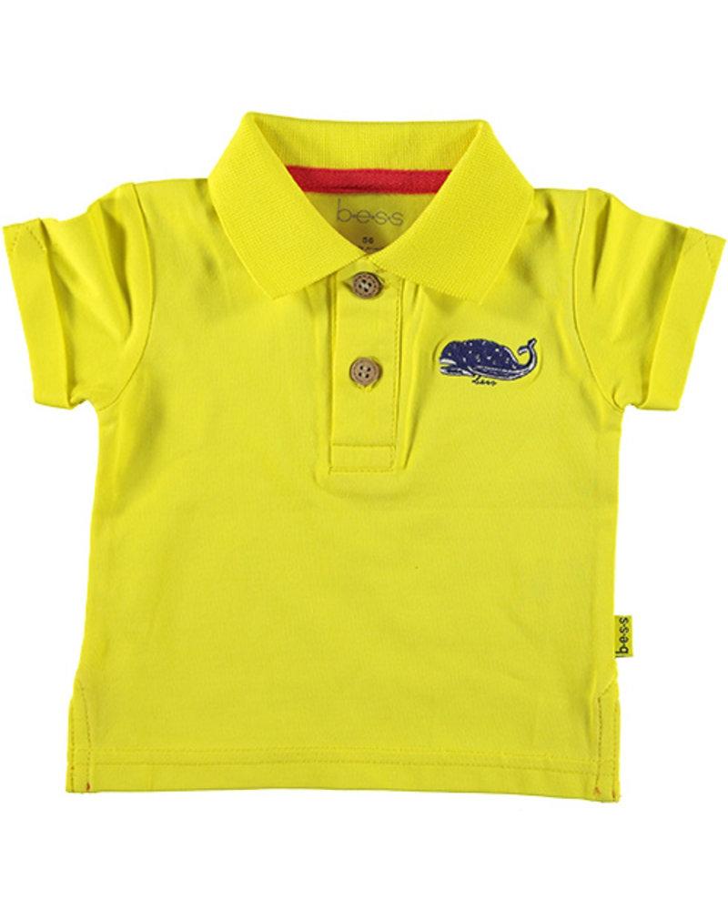 LOVE2WAIT Polo Yellow