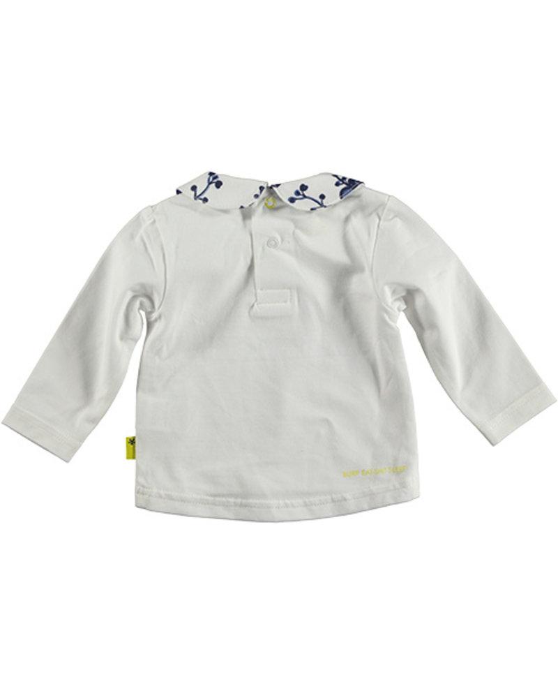 LOVE2WAIT Shirt l.sl. LOVED White/MULTI