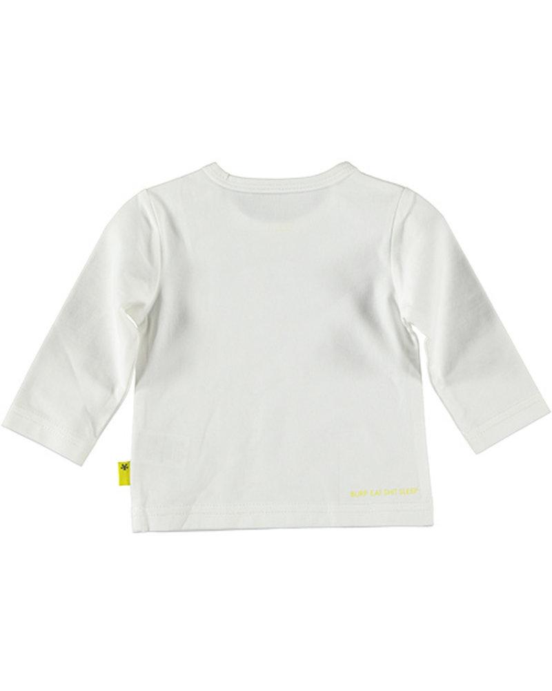 LOVE2WAIT Shirt l.sl. Loved-White