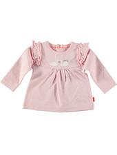 BESS Shirt l.sl. Ruffle Swan Pink