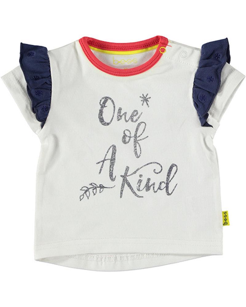 LOVE2WAIT Shirt sh.sl. One of A Kind White