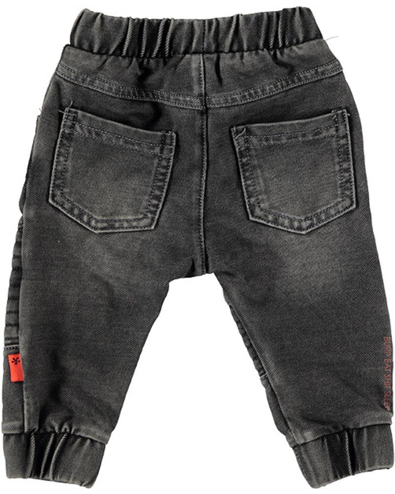 LOVE2WAIT Pants Jogdenim Grey Denim
