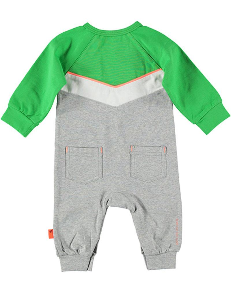 LOVE2WAIT Suit Colorblock Green
