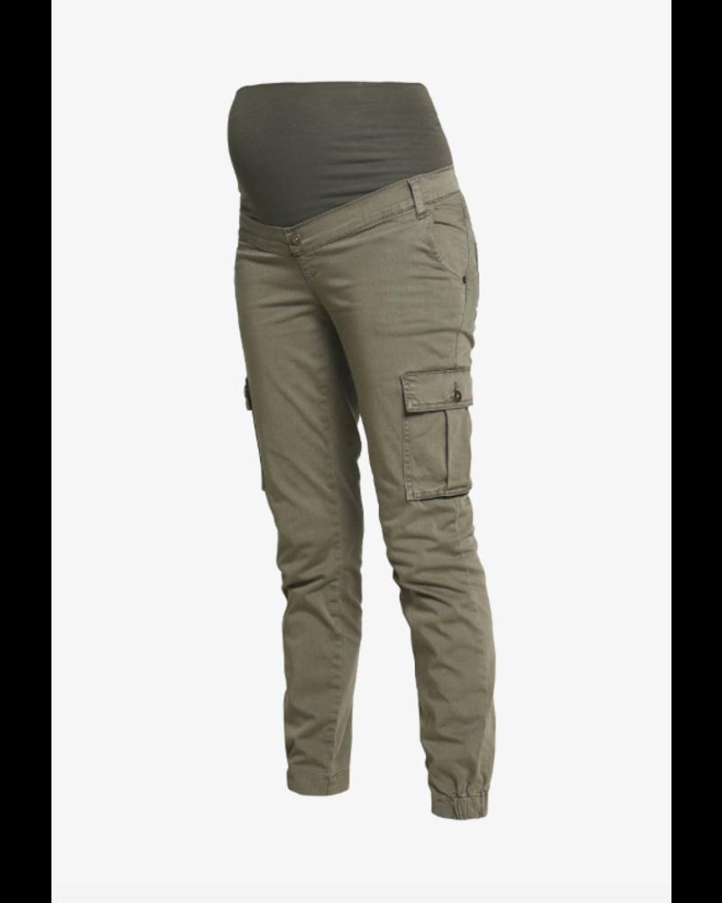 LOVE2WAIT Cargo Pants-Green