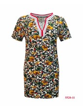 LOVE2WAIT Shirt Camouflage Rib-Dessin