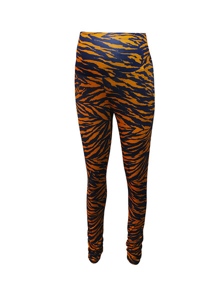 LOVE2WAIT Pants Animal Print-Rusty