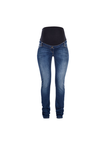 "LOVE2WAIT Jeans Sophia 30"" Stone Wash"