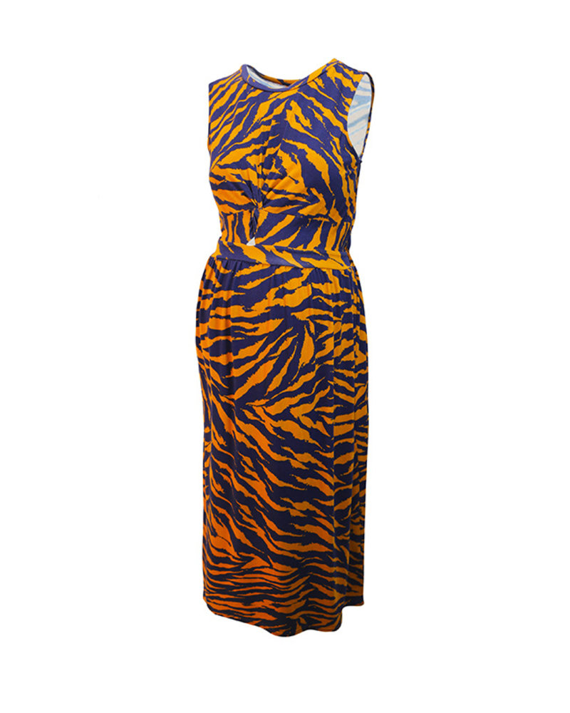 LOVE2WAIT Dress Animal Print-Rusty