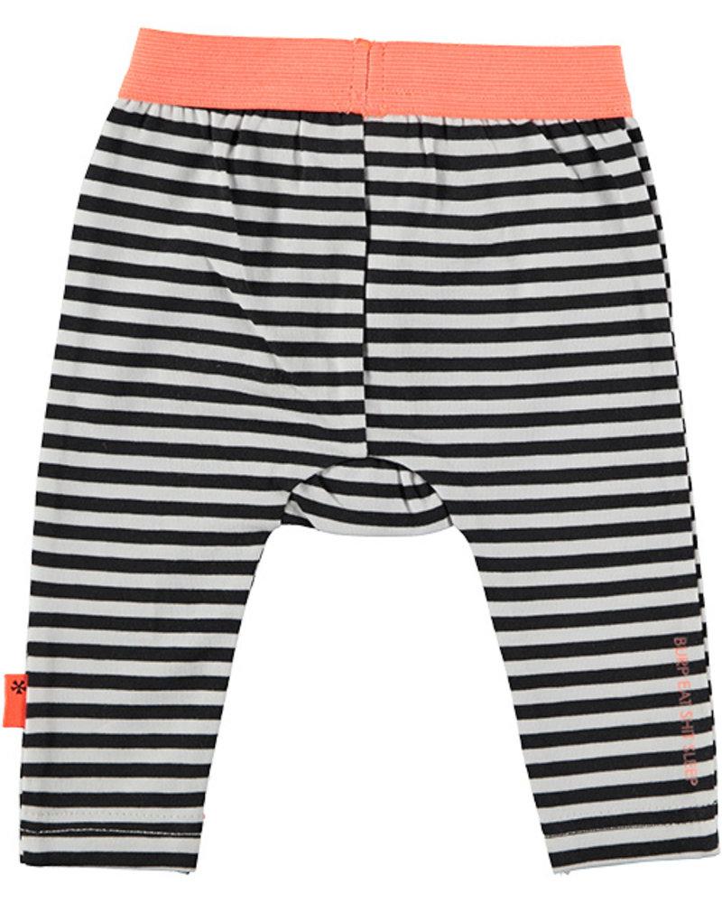 LOVE2WAIT Legging Striped Black
