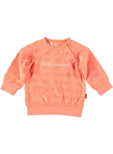 LOVE2WAIT Sweater Stars Little Dreamer Coral
