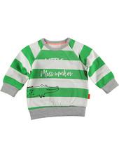 LOVE2WAIT Sweater Little Messmaker White