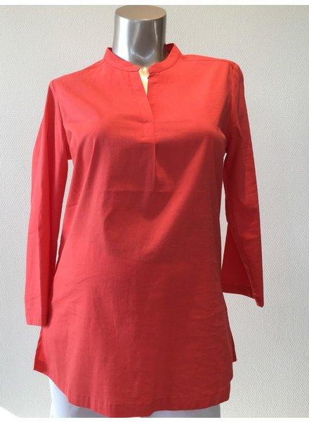 FRAGILE CLASSY SHIRT MS20B02  RED
