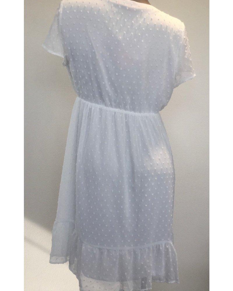 OHMA NURSING PLUMETTI DRESS 52031114