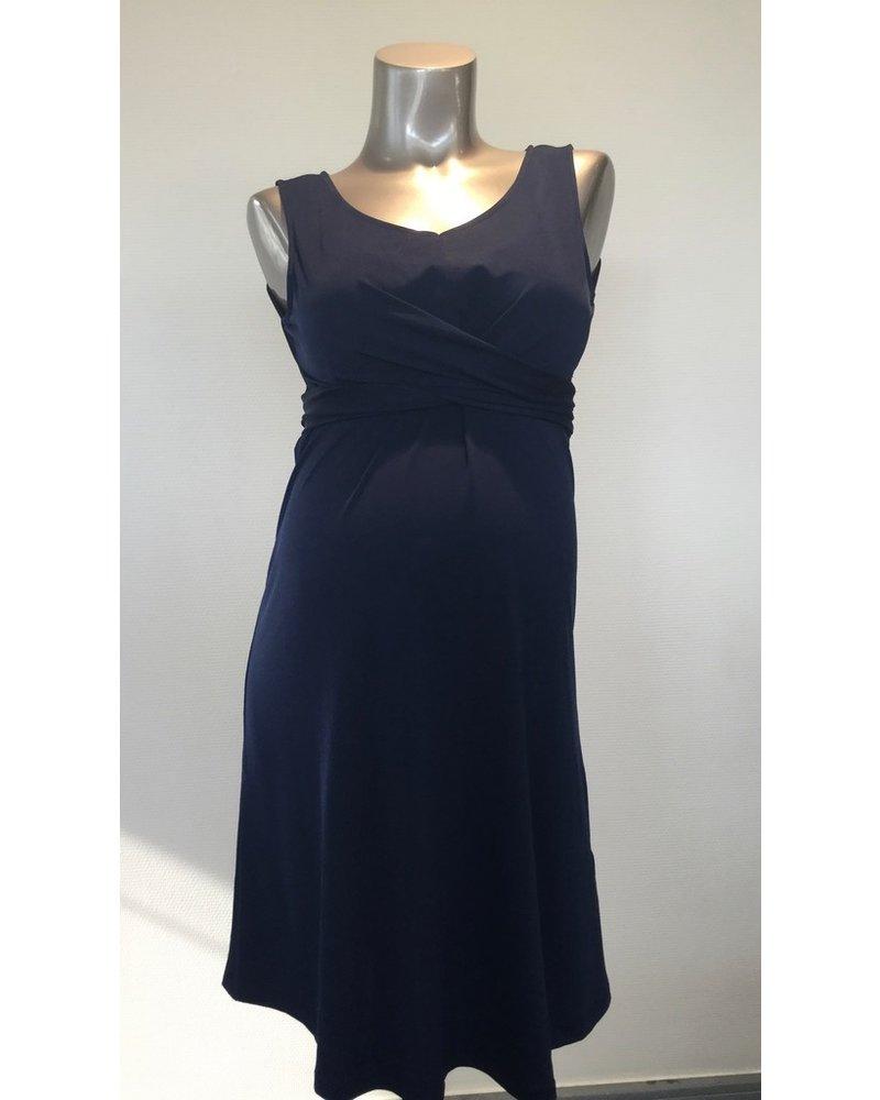 OHMA NURSING CROSSED DRESS 520307