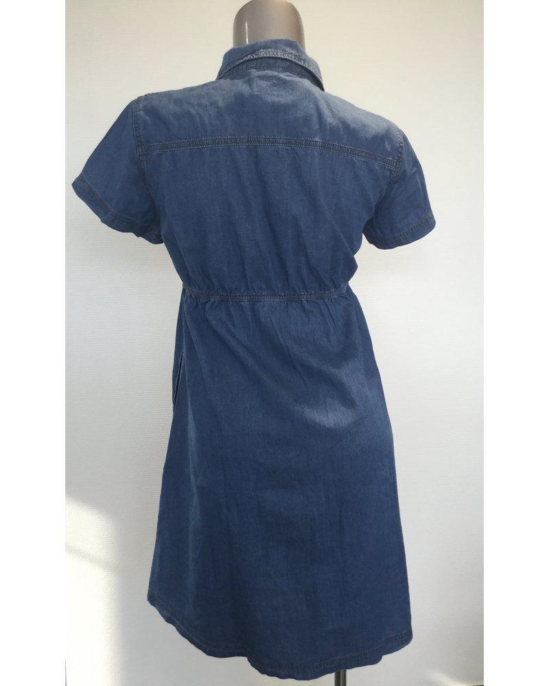 OHMA DENIM DRESS 52030643 JEANS