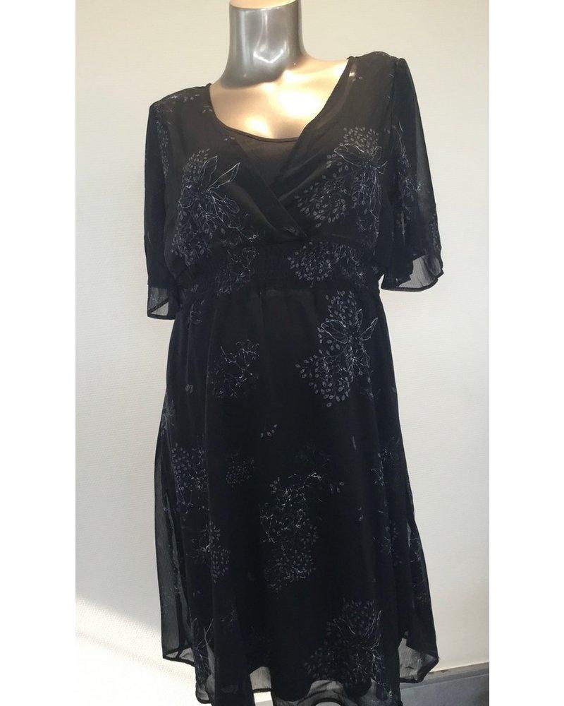OHMA NURSING DRESS GEORGETTE 52031313