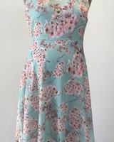 PIETRO BRUNELLI DRESS TAMIGI PRINT  2 PRINTEN!