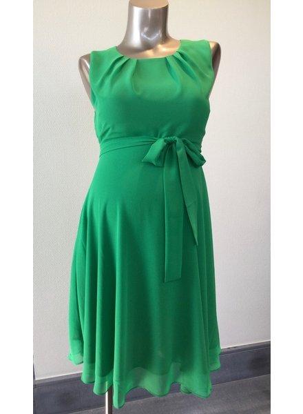 PIETRO BRUNELLI DRESS TAMIGI GREEN FLASH