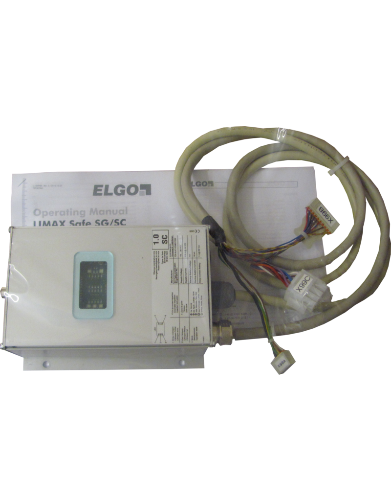 LIMAX SBOX-04-010-1000-CO0TG  SC 1.6 m/s 230VAC