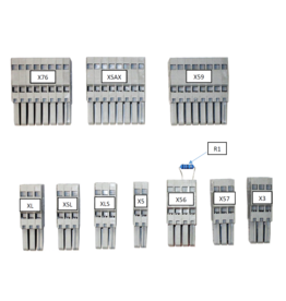 Steckerset Plug Set ONYX AS380 MRL