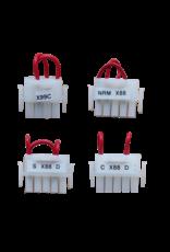 Steckerset X99C X88 NRM X88 SD X88 CD