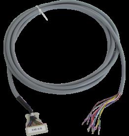 Anschlußkabel X46 A/B Türsteuergerät ONYX 3 m