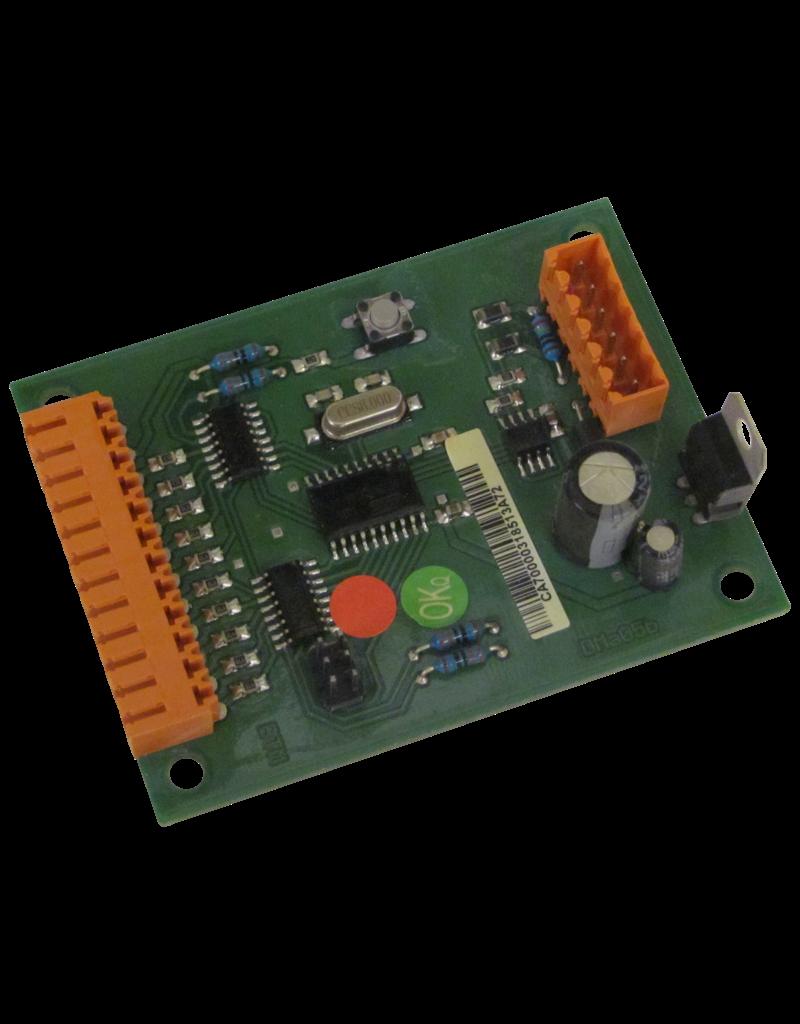 Drive Monitor Jade/Zircon programmiert
