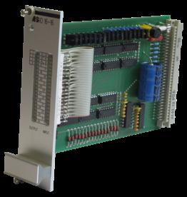 AS-Z80 Ein- und Ausgabebaustein ASIO 16/16