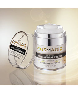 COSMAGIQ - Crème anti-rides et poches