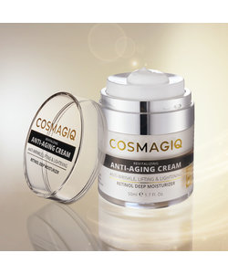 COSMAGIQ - Anti Rimpel en Wallen Crème - Copy