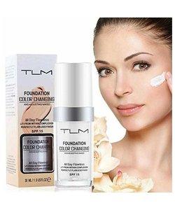 TLM Foundation® -  Immer die perfekte Foundationfarbe!