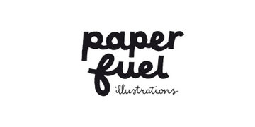 Paper Fuel Illustrations