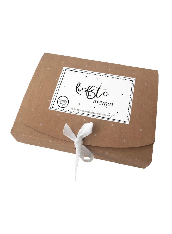 Giftbox 'Liefste mama!'