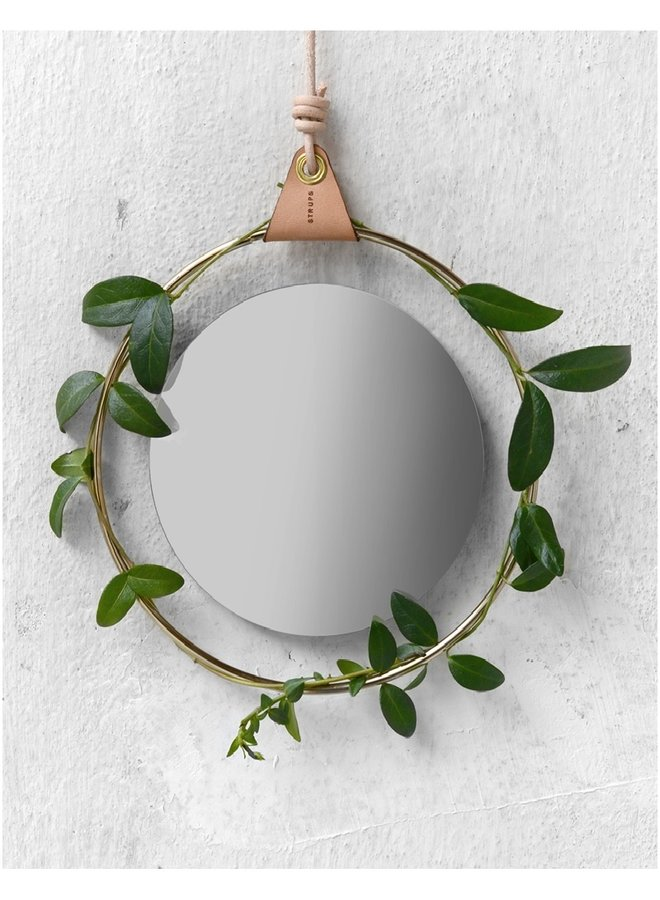 Spiegel voor Strupsring ø16cm