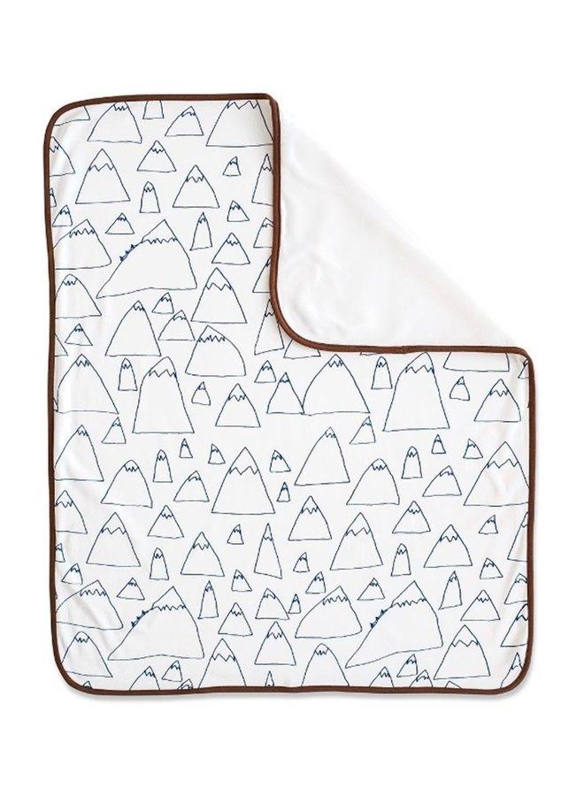 Fine Little Day Eco Child Blanket Mountain