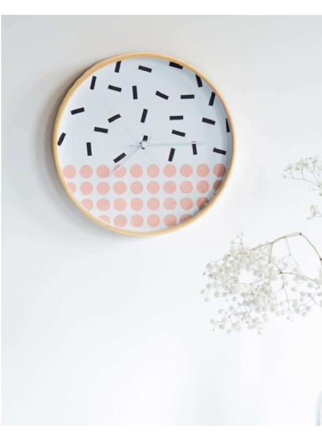 Clock Dots & Sprinkles