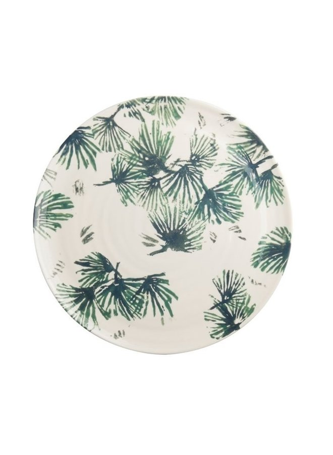 Serving Plate Leaves