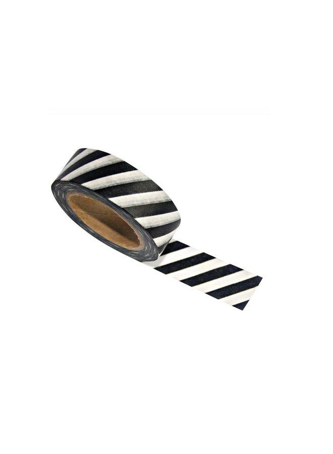 Masking Tape schuine streep