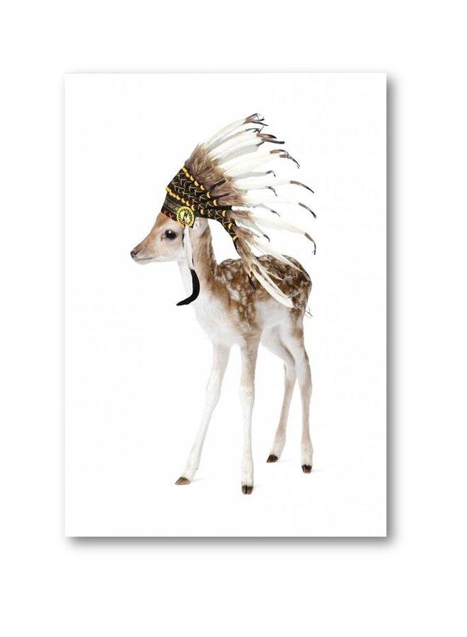 Poster Little deer  | A3